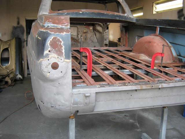 1958 Ford Mainline Landcruiser Parts Amp Restoration